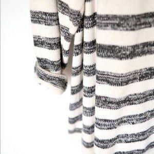 Vintage Striped Knit Sweater